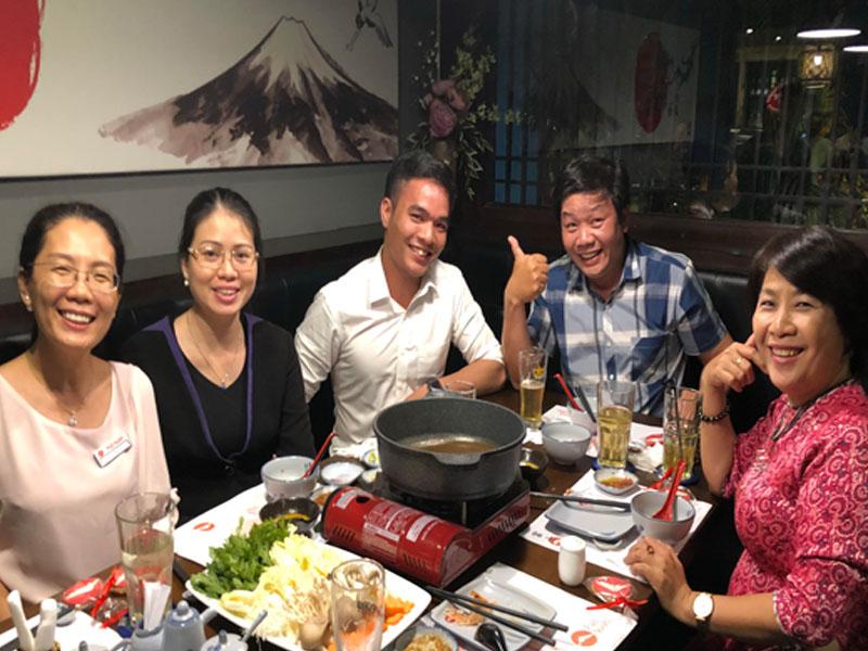 Địa điểm ăn Sushi ngon nhất Sài Thành - Fuji Sushi - 17 Võ Văn Tần, Quận 3