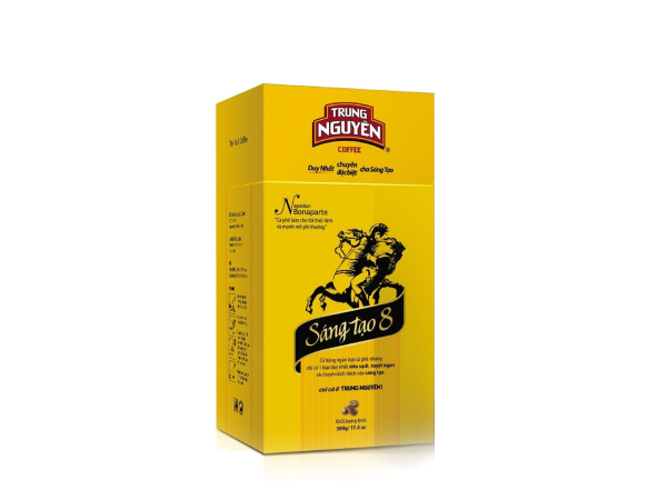 Cà phê Sáng Tạo 8 hộp 500gram