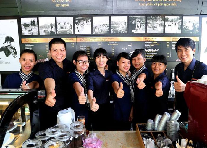 Cà phê SÁNG TẠO 8 Trung Nguyên - Thức uống khơi nguồn cảm hứng bất tận