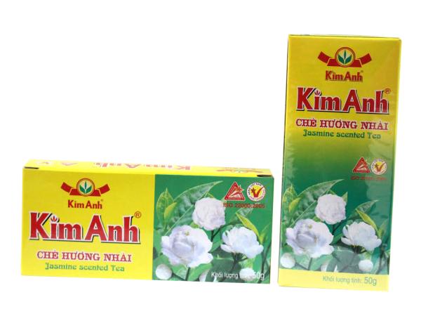 Trà Kim Anh hường Lài( nhài) - 25 túi lọc